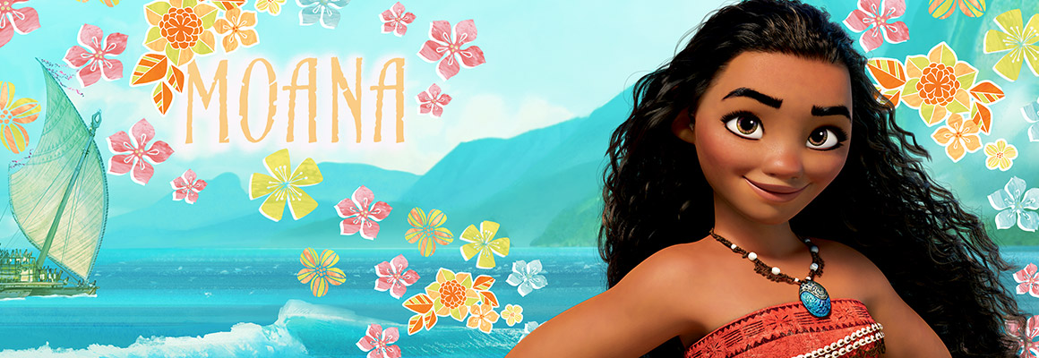 Moana - Party Package