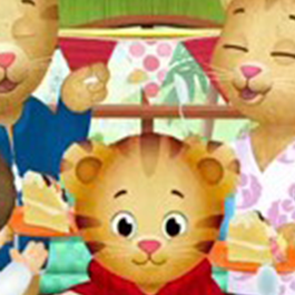 Daniel Tiger Party image