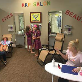 Stupendous Spa Birthday Party Palatine Il Kids Kustom Parties Pabps2019 Chair Design Images Pabps2019Com
