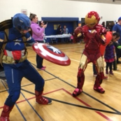 If you want to hire a superhero for birthday party in Cook County, IL, contact us