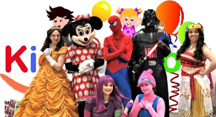 Image result for party characters""
