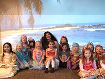 Moana Children's Party